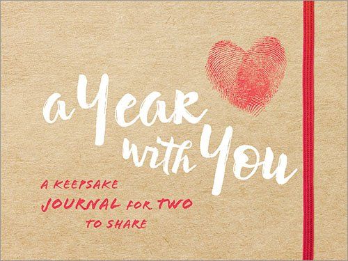 A Year with You A Keepsake Journal for Two to Share valentine day coupons for boyfriend
