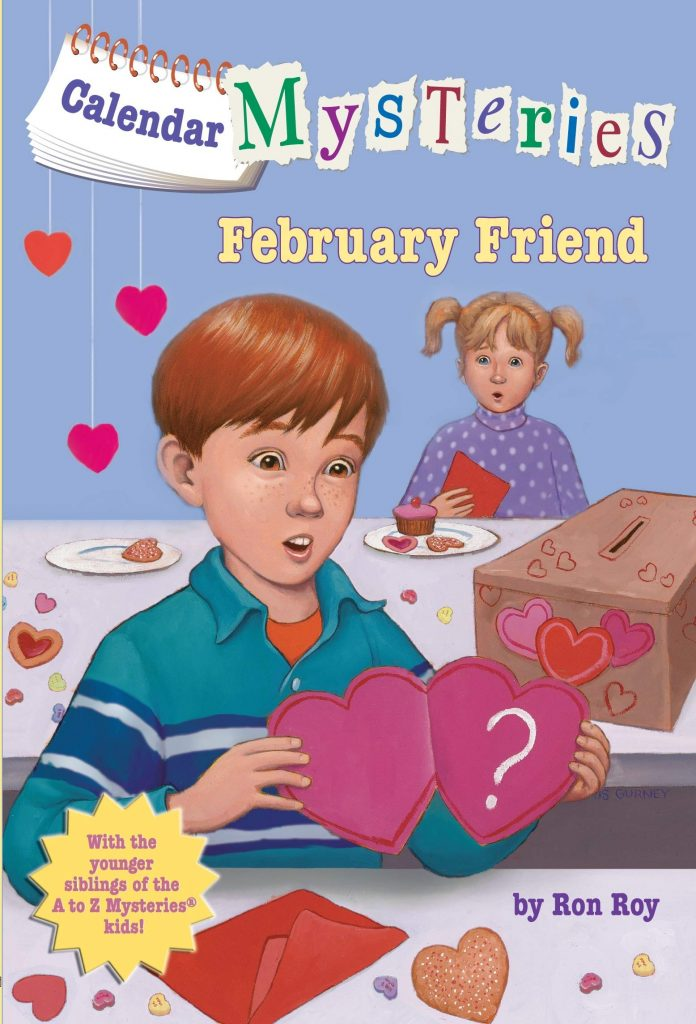Calendar Mysteries 2 February Friend