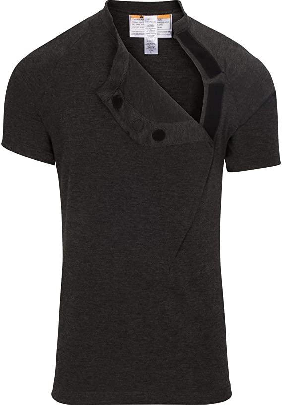 DadWare Bondaroo Skin to Skin Kangaroo Care Bonding tee Shirt for New New Dad