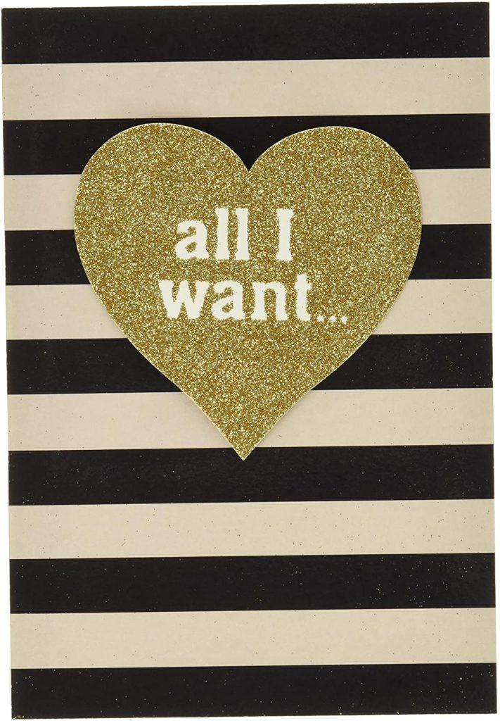 Hallmark Mahogany naughty Valentine's Day Card