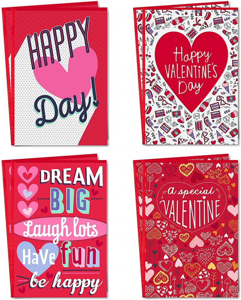 Hallmark Valentines Day Cards Assortment for Kids