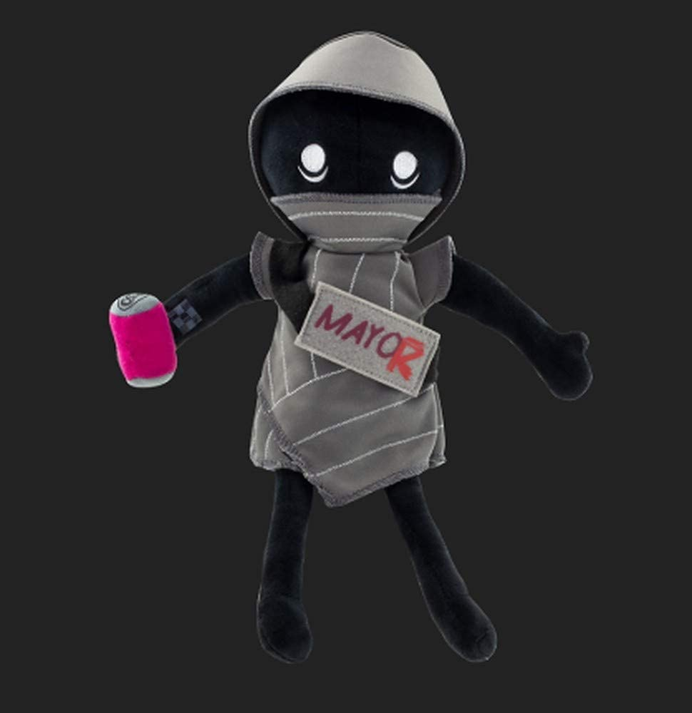 Homestuck Mini Mayor Limited Edition Stuffed Animal Plushie Toy