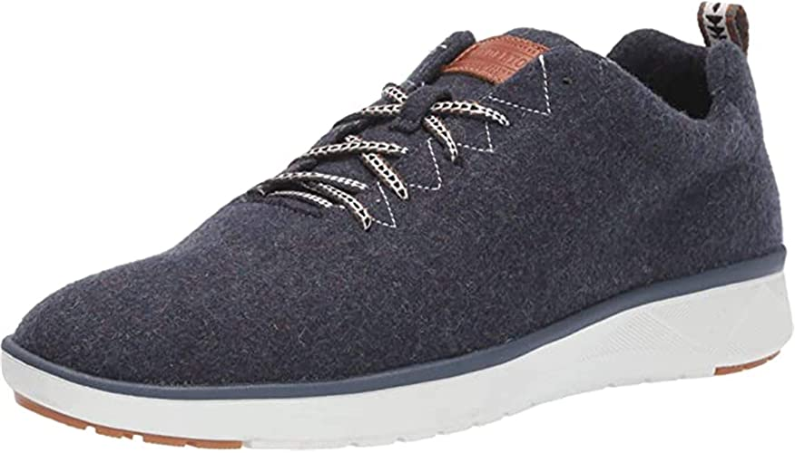 Pendleton Wool Women's Lace-Up Water-Resistant Wool Sneaker valentine day for mom