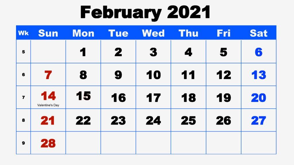 When is Valentine Day