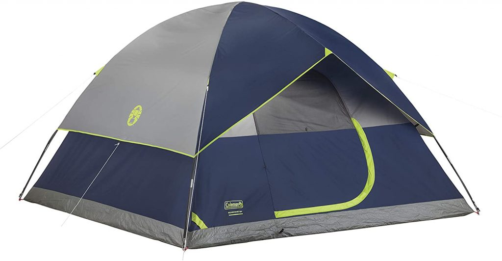 coleman sundome tent valentine day gift for husband