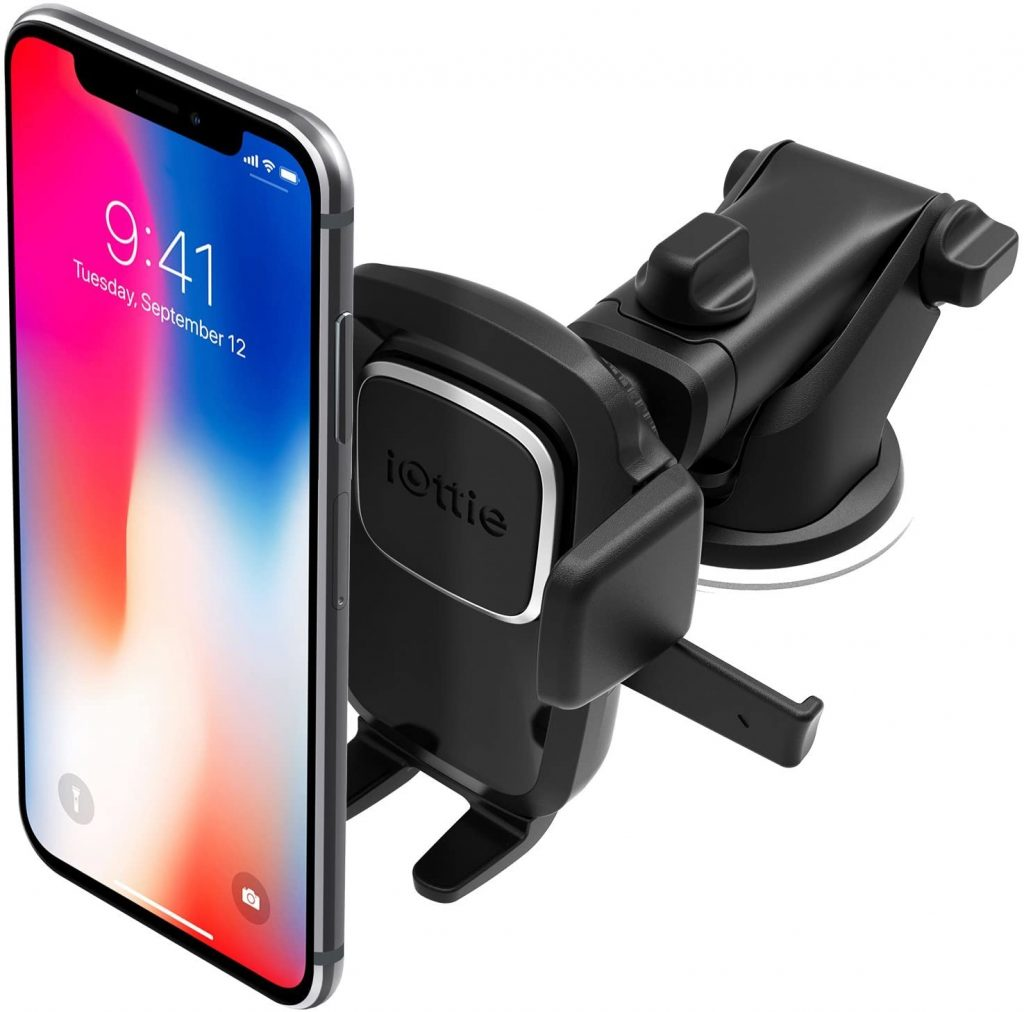 iOttie Easy One Touch 4 Dash a Windshield Car Mount Phone Holder valentine day for guys