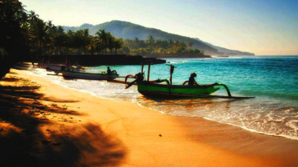 places to go for valentine day Bali Indonesia