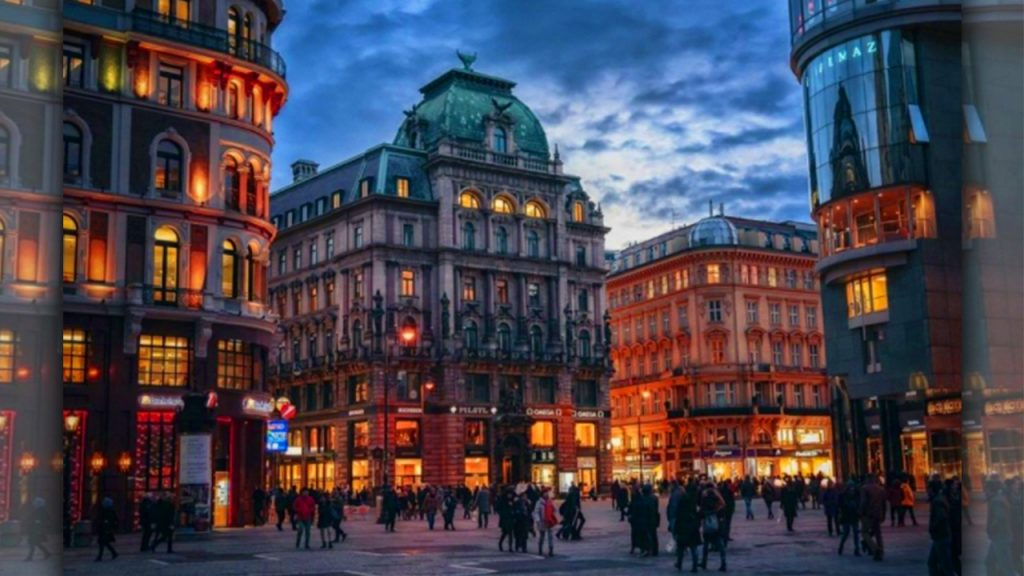 places to go for valentine day Vienna Austria