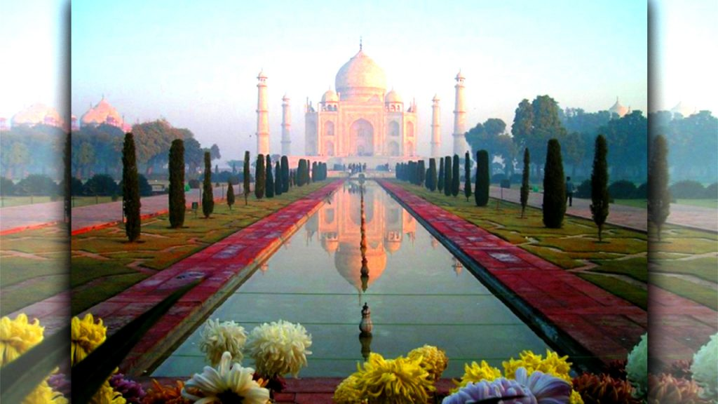 places to go for valentine day agra india