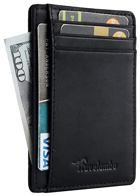 slim wallet valentine day gift for husband