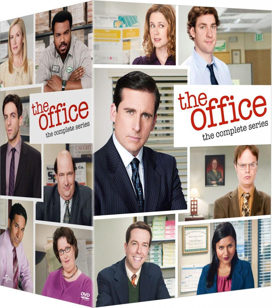 the office complete series valentine day gift for husband