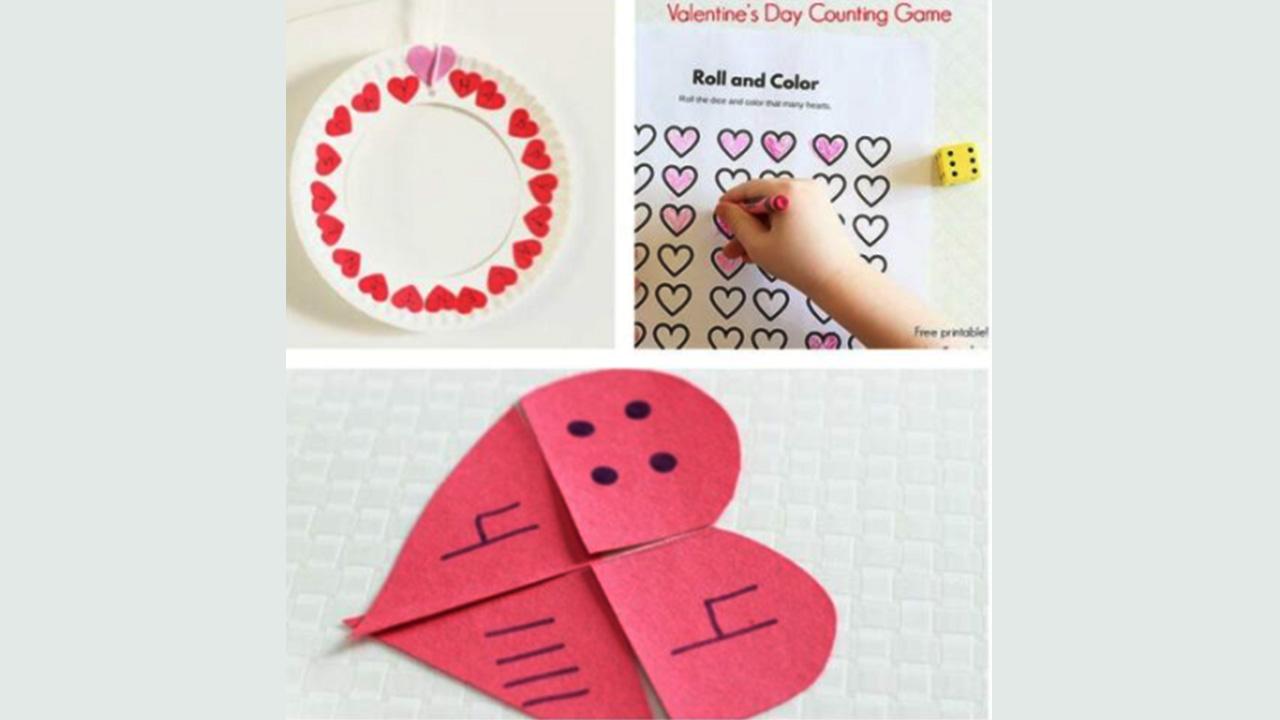 valentine day activities for preschool 4