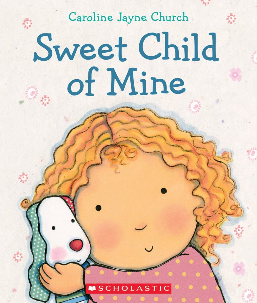 valentine day book Sweet Child of Mine