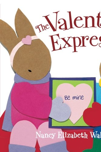 valentine day book The Valentine Express