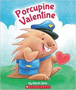 valentine day book porcupine valentine
