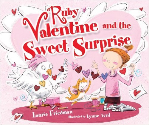 valentine day books Ruby Valentine and the Sweet Surpirse