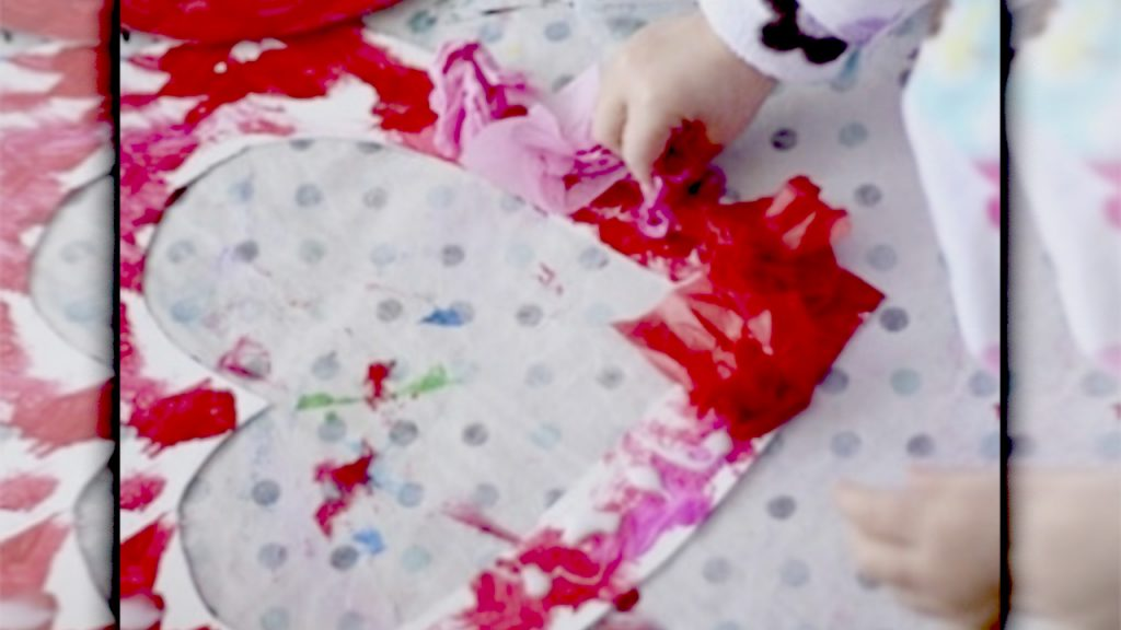 valentine day crafts for toddlers ideas