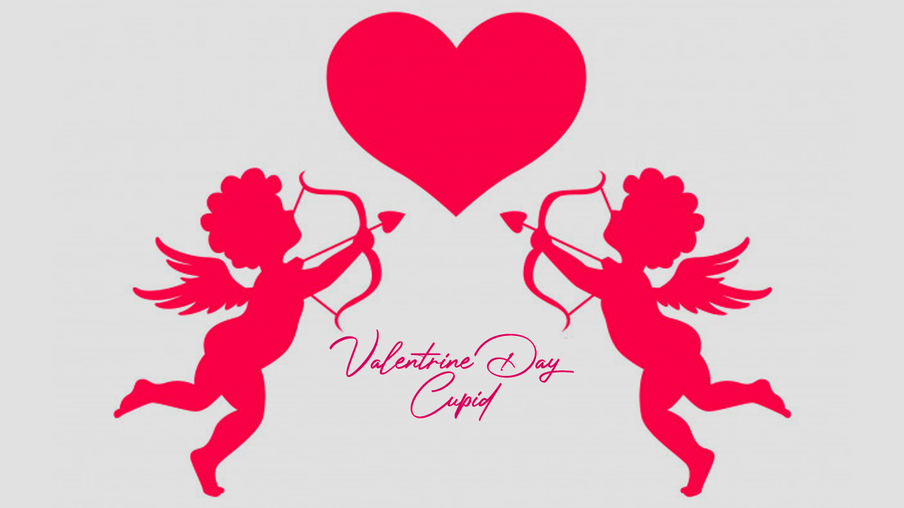 valentine day cupid