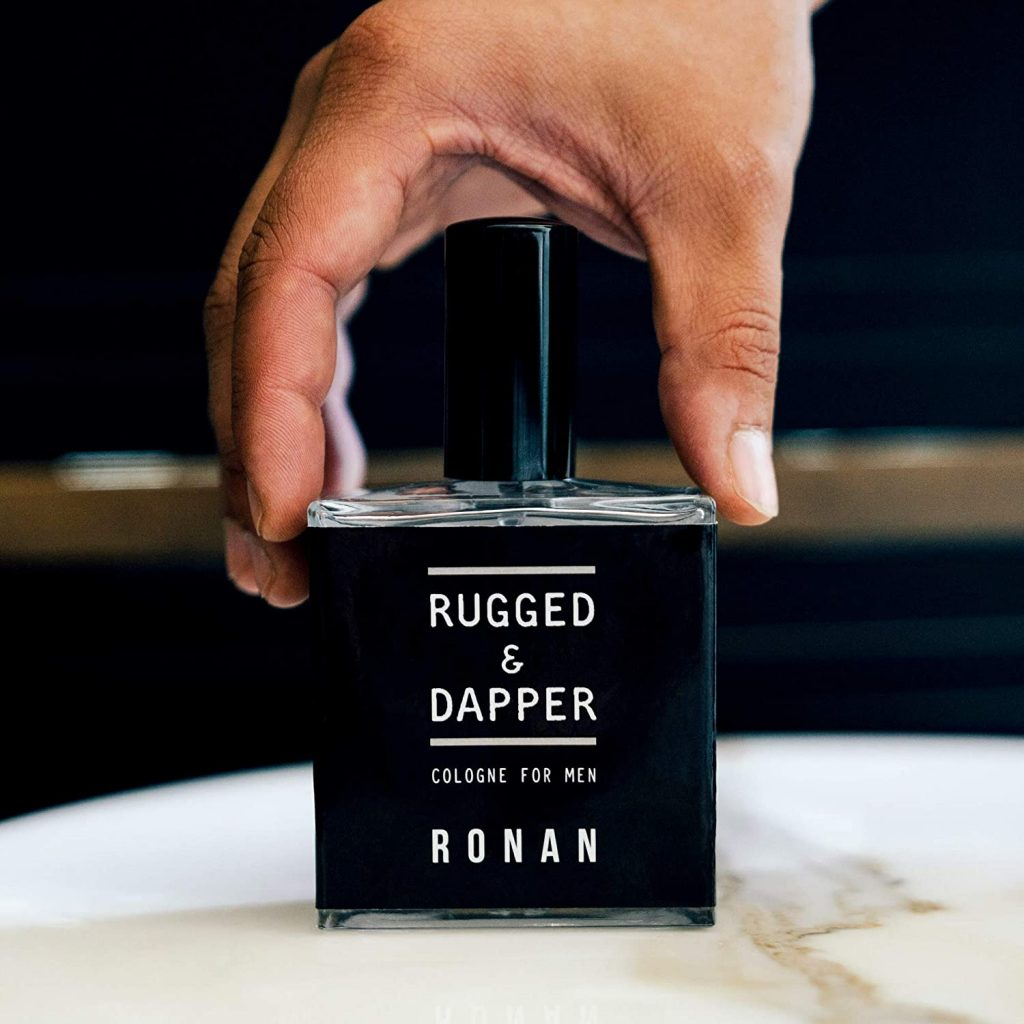valentine day for guys RUGGED and DAPPER Ronan for Men Cologne Signature Fragrance Gift for Him