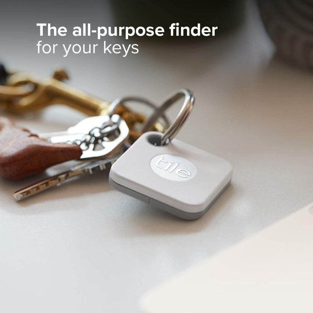 valentine day for guys Tile Mate (2020) 1-pack - Bluetooth Tracker, Keys Finder and Item Locator for Keys