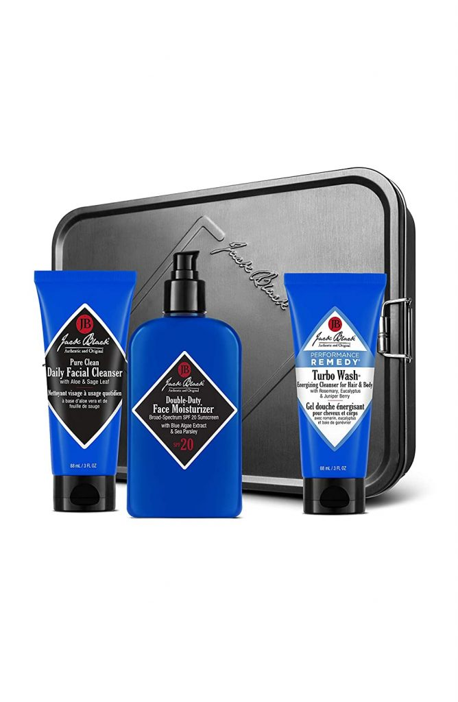 valentine day gifts for dad JACK BLACK Double-Duty Face Moisturizer