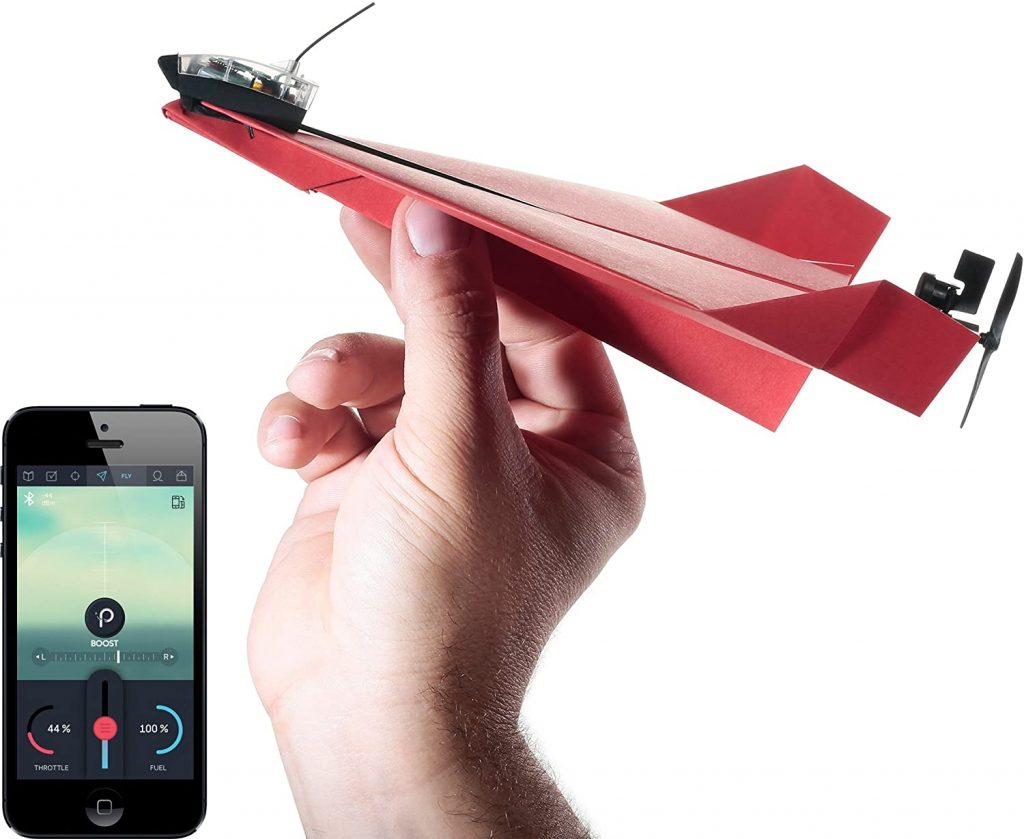 valentine day gifts for dad Original Smartphone Controlled Paper Airplanes