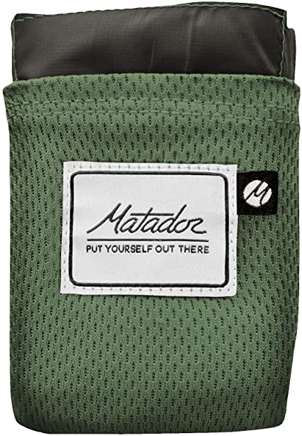 valentine day gifts for dad Pocket Blanket by Matador