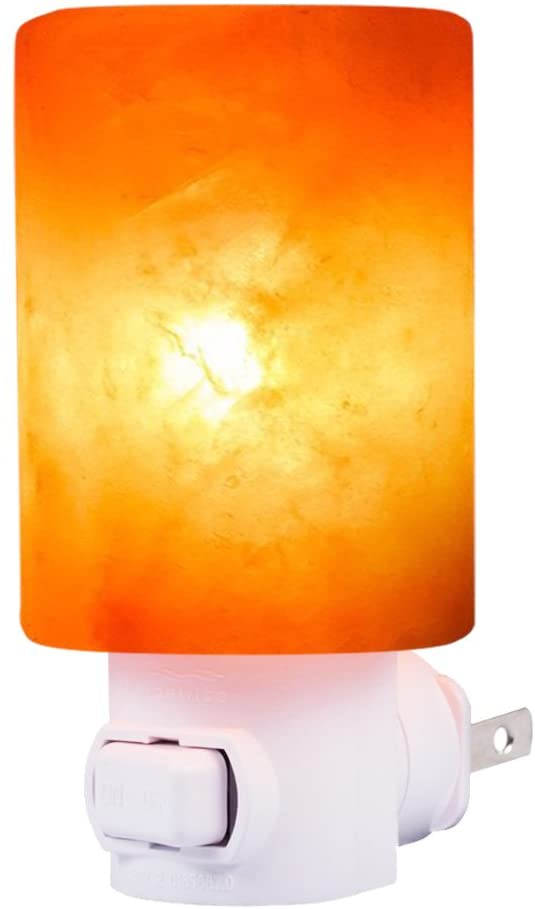 valentine day gifts for friends Betus [Natural Crystal] Himalayan Salt Wall Lamp