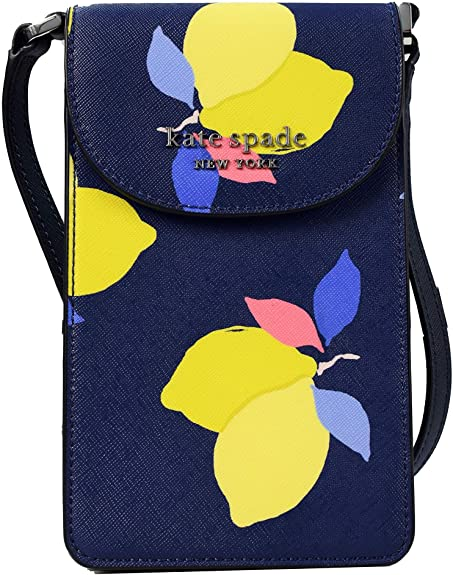 valentine day gifts for friends Kate Spade New York Cameron North South Flap Phone Crossbody Bag