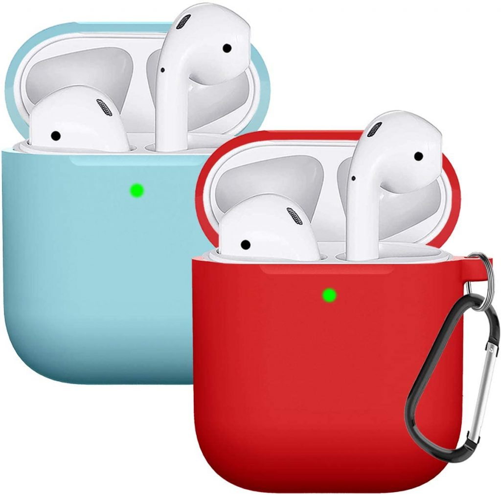 valentine day gifts for friends PodSkinz AirPods 2 & 1 Case
