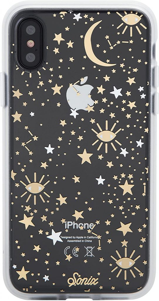 valentine day gifts for friends Sonix Cosmic Stars Case for iPhone X XS
