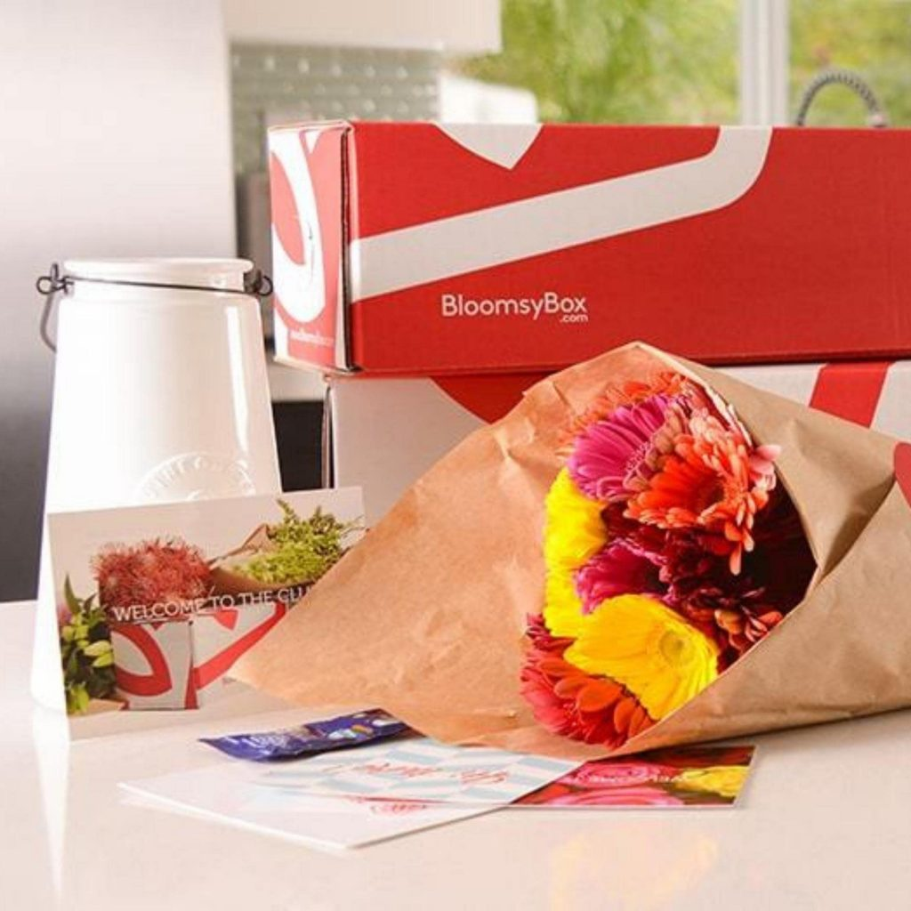 valentine day gifts for girlfriend Beautiful Bouquets Subscription