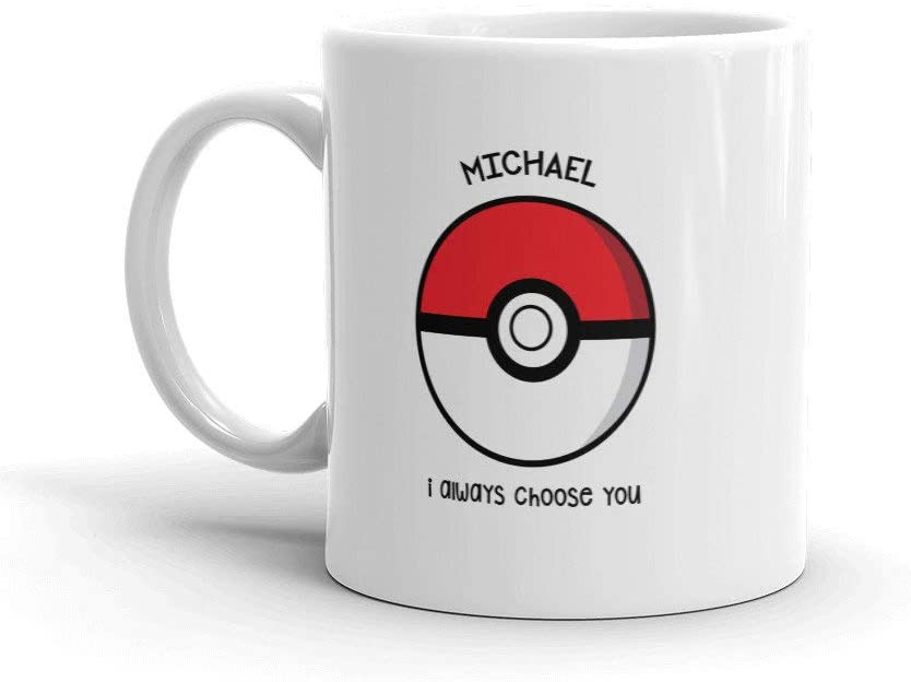 valentine day gifts for girlfriend I Choose You
