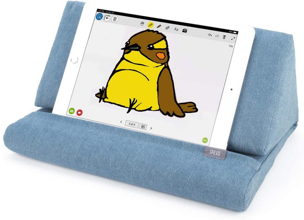 valentine day gifts for him IPEVO PadPillow Stand for iPad Air & iPad