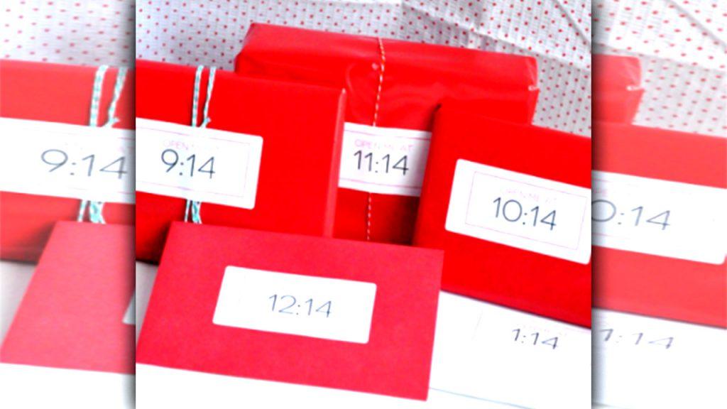 valentine day homemade gift ideas 'On The Hour' Valentine day gift envelopes