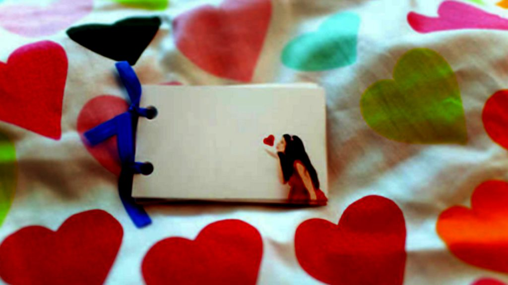 valentine day homemade gift ideas kiss in your pouct