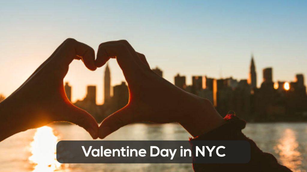 valentine day in nyc