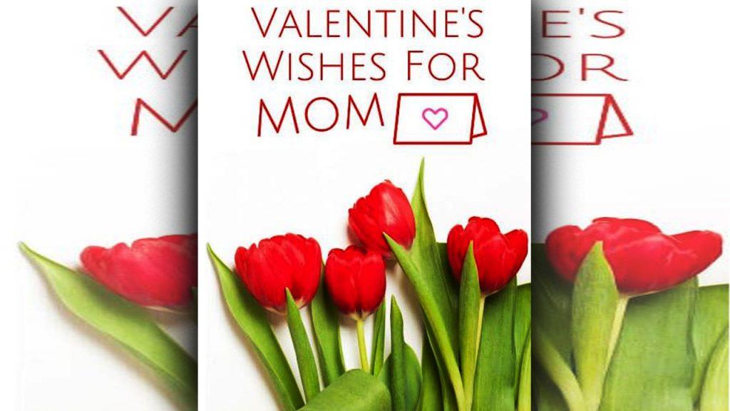 valentine day mom