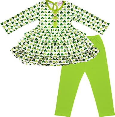 Boutique Baby Toddler Little Girls St Patricks Day Outfit
