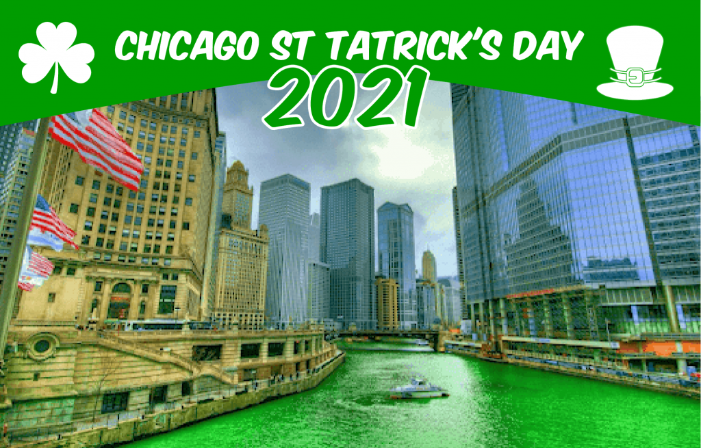 Chicago's St. Patrick's Day 2021