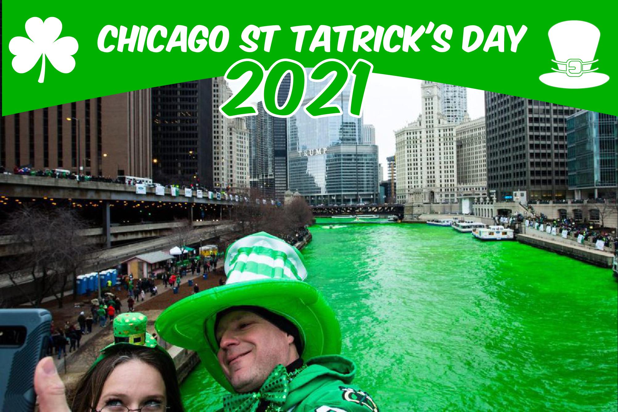 Chicago's St. Patrick's Day celebration 2021