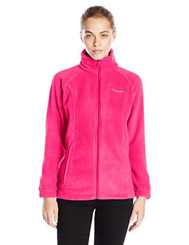 Columbia-Womens-Benton-Springs-Full-Zip-Fleece-Jacket-
