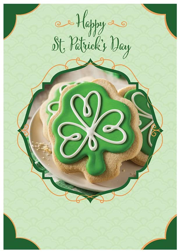 Designer Greetings Happy St. Patrick's Day Cards