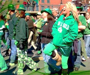 Does Ireland celebrate St Patrick's day 2021