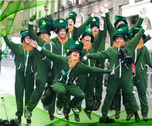 Does Ireland celebrate St Patrick's day