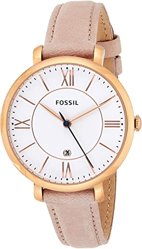 Fossil Women Jacqueline Stainless Steel international women's daygifts for employees