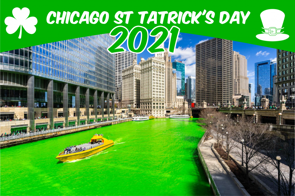 Grand Chicago's St. Patrick's Day 2021