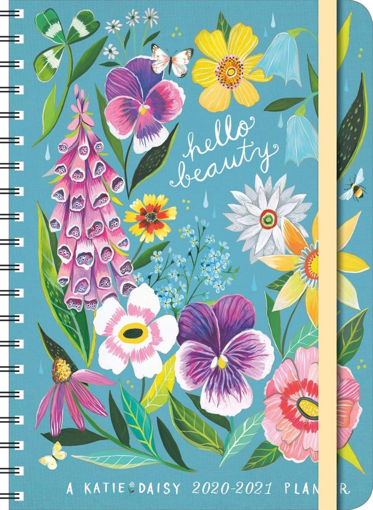 Hello Beauty planner women's day gifts for mom