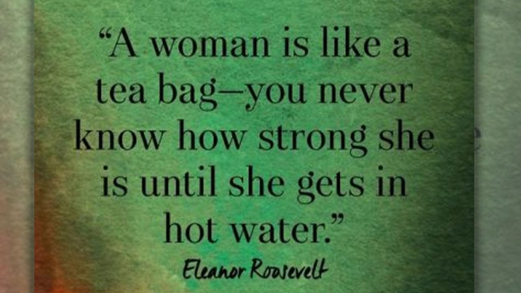 Inspiring Quotes For Women's Day