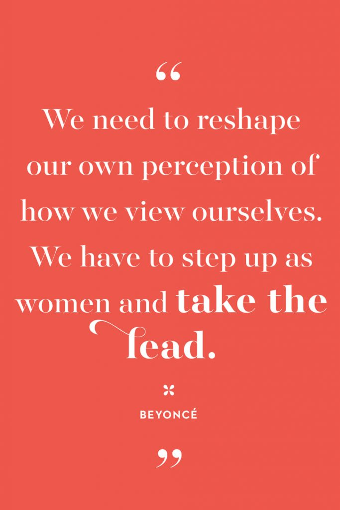International Women's Day Quotes by Beyoncé